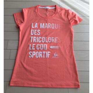 ルコックスポルティフ(le coq sportif)のルコック レディースTシャツ(Tシャツ(半袖/袖なし))
