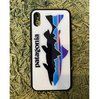 パタゴニア(patagonia)のiPhone X ケース Patagonia (iPhoneケース)