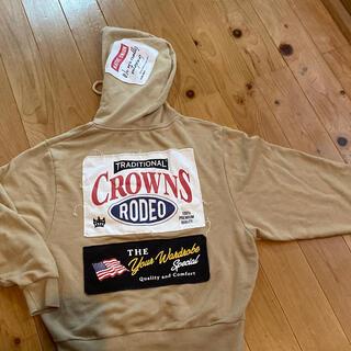 ロデオクラウンズ(RODEO CROWNS)のRODEO CROWNS パーカー(パーカー)