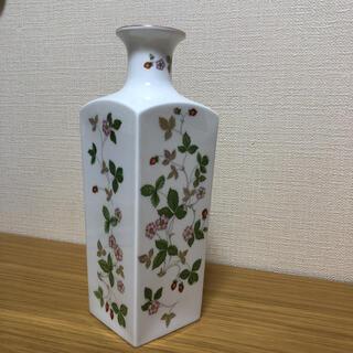 ウェッジウッド(WEDGWOOD)のWEDGWOOD ウェッジウッド  ボトル   花瓶 (花瓶)