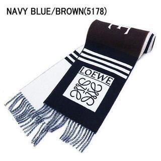 LOEWE - ロエベ マフラー フットボール スカーフ LOEWE
