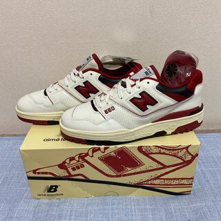 ニューバランス(New Balance)のNew Balance 550 Basketball Oxfords 27cm(スニーカー)