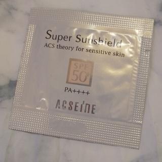 アクセーヌ(ACSEINE)のアクセーヌ  日焼け止めサンプル(日焼け止め/サンオイル)