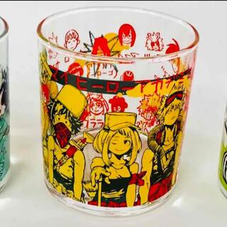 シュウエイシャ(集英社)の僕のヒーローアカデミア ヒロアカ ジャンプショップ グラス タンブラー グッズ(グラス/カップ)