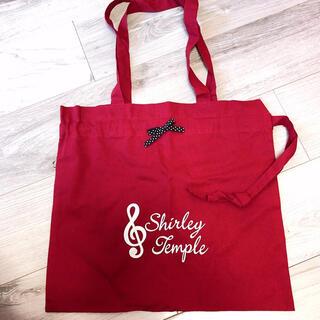 Shirley Temple - 未使用 手提げバッグ シャーリーテンプル