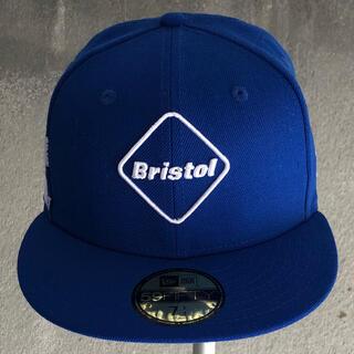 F.C.R.B. - F.C.R.B New Era cap ブルー 7 1/4