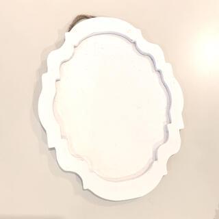 フランフラン(Francfranc)の新品 シャビー木製花材トレイ(各種パーツ)