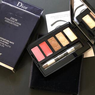 Dior - 未使用 ディオール ミニメイクアップ パレット
