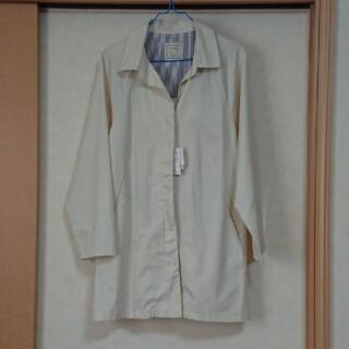 シマムラ(しまむら)の 【sale】☆アイボリー コート(スプリングコート)