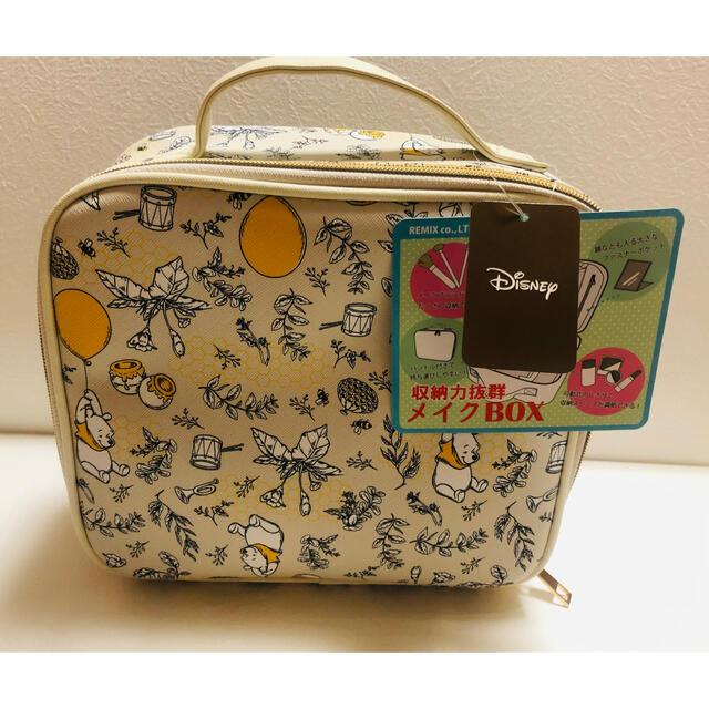Disney(ディズニー)の【新品】プーさん バニティポーチ 大きめサイズ レディースのファッション小物(ポーチ)の商品写真