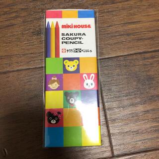 サクラクレパス(サクラクレパス)のmiki house✖️サクラ クーピーペンシル5色(クレヨン/パステル)