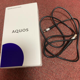 au - au AQUOS sense3 basic SHARP SHV48