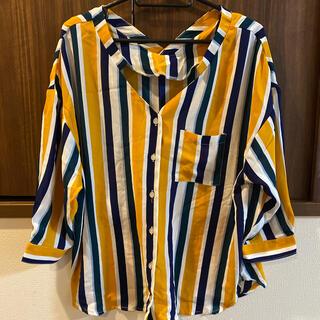 アズールバイマウジー(AZUL by moussy)のシャツ(シャツ/ブラウス(長袖/七分))