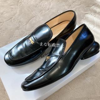 ユナイテッドアローズ(UNITED ARROWS)のAKIRANAKA Kauri (with ornament) ローファー(ローファー/革靴)