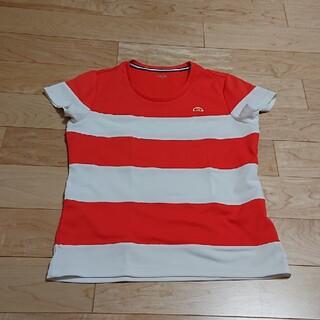 エレッセ(ellesse)のellesse  テニスウェア ゲームシャツ(ウェア)