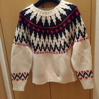 セポ(CEPO)のノルディック柄 セーター(ニット/セーター)