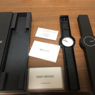 イッセイミヤケ(ISSEY MIYAKE)のイッセイミヤケ  トゥエルブ 腕時計(腕時計)