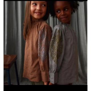 Caramel baby&child  - Bonjour Diary 20AW ブラウス 6Y