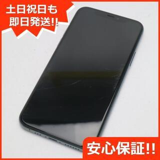 アイフォーン(iPhone)の良品中古 SIMフリー iPhone 11 Pro 64GB (スマートフォン本体)