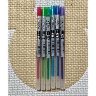 三菱鉛筆 - *uni ゲルインクボールペン リフィル 0.38 6本