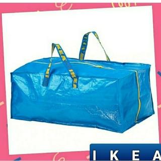 IKEA - イケア 新品 大容量トローリータイプ1枚 便利な(*'▽'*)エコバッグ