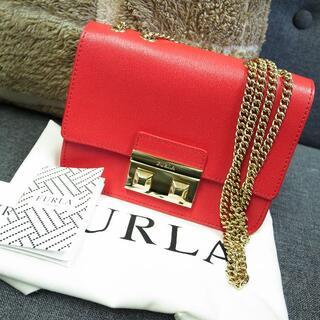 フルラ(Furla)の正規品☆フルラ メトロポリス チェーンバッグ ショルダーバッグ バッグ 財布(ショルダーバッグ)