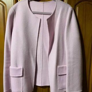 ダブルスタンダードクロージング(DOUBLE STANDARD CLOTHING)のダブルスタンダード❤︎ノーカラージャケット(ノーカラージャケット)