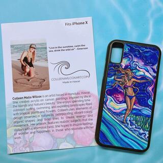 アリシアスタン(ALEXIA STAM)の【希少】iPhone カバー Colleen Malia Wilcox(iPhoneケース)