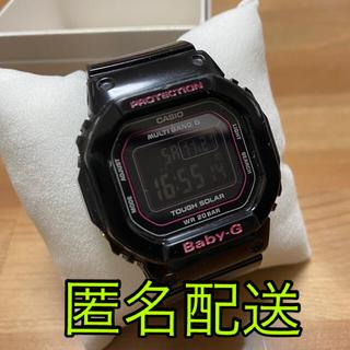 カシオ(CASIO)のBaby-G 3432P JA ブラック(腕時計)