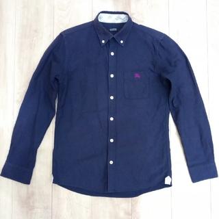 BURBERRY BLACK LABEL - バーバリーブラックレーベル ボタンダウンシャツ 1サイズ