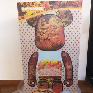 MY FIRST BE@RBRICK B@BY AUTUMN LEAVES(その他)