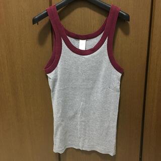 アタッチメント(ATTACHIMENT)のATTACHMENT アタッチメント タンクトップ(Tシャツ/カットソー(半袖/袖なし))