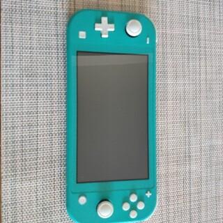 任天堂 - Nintendo Switch  Lite ターコイズ 中古良品