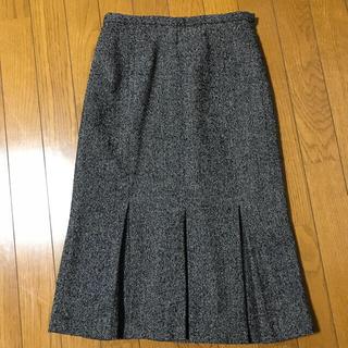 STRAWBERRY-FIELDS - ストロベリーフィールズ ツイードマーメイドスカート