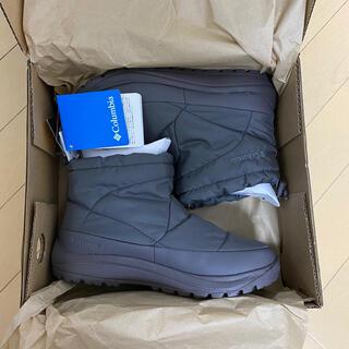 Columbia - タグ付き&新品☆Columbia防水ブーツ(23〜24)