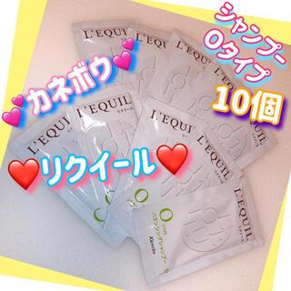 カネボウ(Kanebo)の【ぴより様★専用】リクイールデザイニングシャンプーO サンプル 12mL×10個(シャンプー)