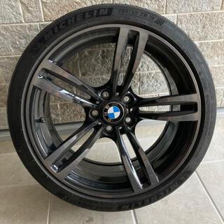 ビーエムダブリュー(BMW)のBMW f82m4 f80m3 437Mホイール (タイヤ・ホイールセット)