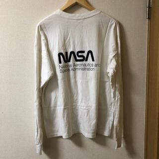 ユナイテッドアローズ(UNITED ARROWS)のmonkey time NASA ロンT(Tシャツ/カットソー(七分/長袖))