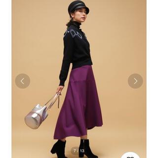 ロペ(ROPE)の【お値下げ】【ロペマドモアゼル】スカート(ロングスカート)
