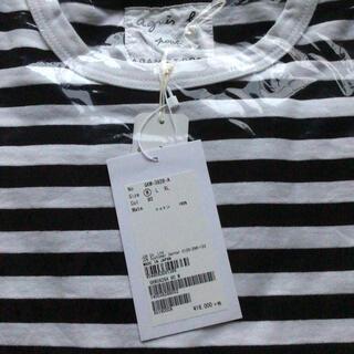 アニエスベー(agnes b.)のAgnes b(アニエスベー)ツートンボーダーTシャツ(Tシャツ/カットソー(七分/長袖))