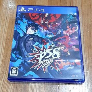 プレイステーション4(PlayStation4)のPS4 ペルソナ5 スクランブル ザ ファントム ストライカーズPERSONA5(家庭用ゲームソフト)