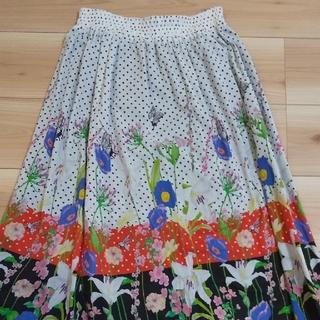 スカラー(ScoLar)のscolarスカート(ロングスカート)
