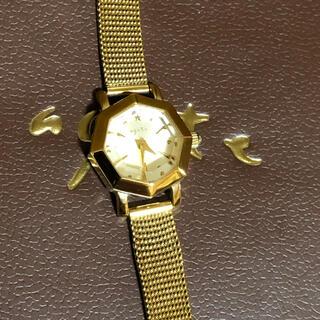 アガット腕時計オクタゴン 中古