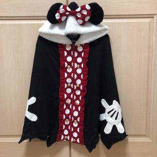ディズニー(Disney)のミニーマウス ポンチョ Disney(ポンチョ)