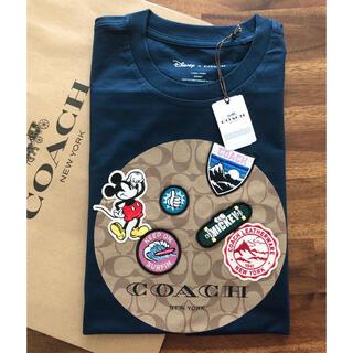 コーチ(COACH)の【DISNEY X COACH☆日本限定】ラスト1点!新品!完売品! XSサイズ(Tシャツ(半袖/袖なし))