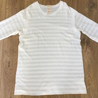 ブルーナボイン(BRUNABOINNE)のブルーナボイン ボーダーカットソー 長袖(Tシャツ/カットソー(七分/長袖))