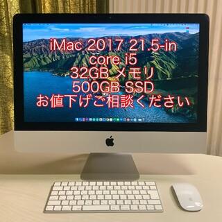 Mac (Apple) - iMac 21.5-in 4k 2017  i5  32gb  500gbSSD