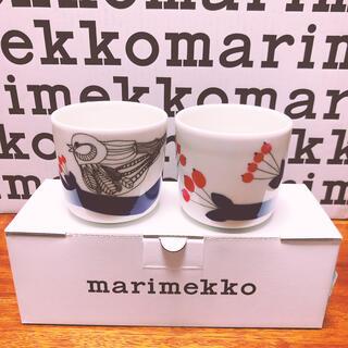 marimekko - 新品廃盤 マリメッコ  パッカネン ラテマグ