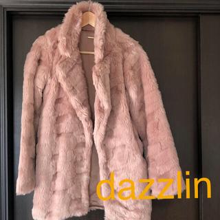 ダズリン(dazzlin)のファーコート(毛皮/ファーコート)