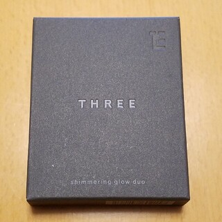 スリー(THREE)のTHREE シマリング グロー デュオ #01(フェイスカラー)